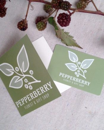 Flowers Online: Pepperberry Gift Card