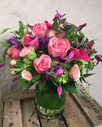 Flowers Online: Hamilton Vase